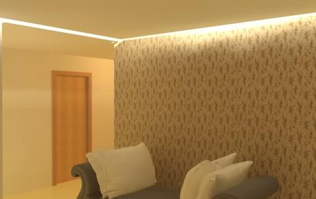 Banheiro comercial - foyer
