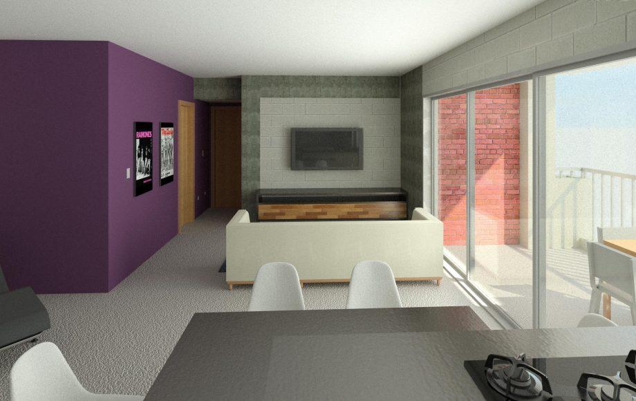 Projeto residencial MVC